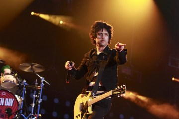 Green Day. Revolution Radio. Bang Bang. Gira. En vivo. Cúsica Plus
