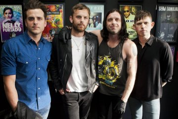Kings Of Leon. Around The World. Nuevo tema. WALLS. Cúsica Plus