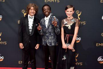Stranger Things. Niños. Uptown Funk. Emmy Awards. Cúsica Plus