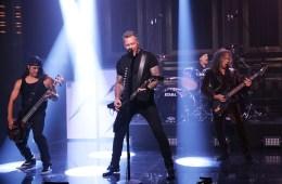 """Metallica publica nuevo tema """"Atlas, Rise!"""". Cúsica Plus"""