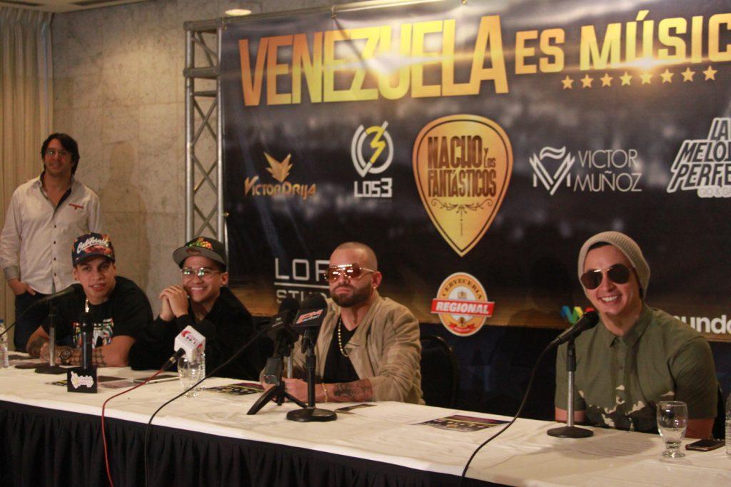 Venezuela es música. Cúsica Plus.