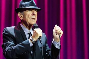 Muere el gran Leonard Cohen a los 82 años. Cusica Plus
