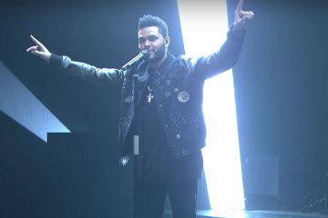 "The Weeknd revela ""Party Monster"", ""Feel It Coming"" feat. Daft Punk. Cusica Plus"