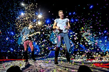 "Coldplay le dedicó un tema navideño a los australianos llamado ""Christmas With The Kangaroos"". Cusica Plus"