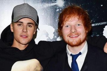 """Ed Sheeran versiona la canción que escribió para Justin Bieber, """"Love Yourself"""". Cusica Plus"""