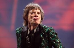 Mick Jagger a los 73 años vuelve a ser padre. Cusica Plus