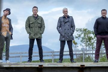Se revela el soundtrack de Trainspotting 2 por accidente. Cusica Plus
