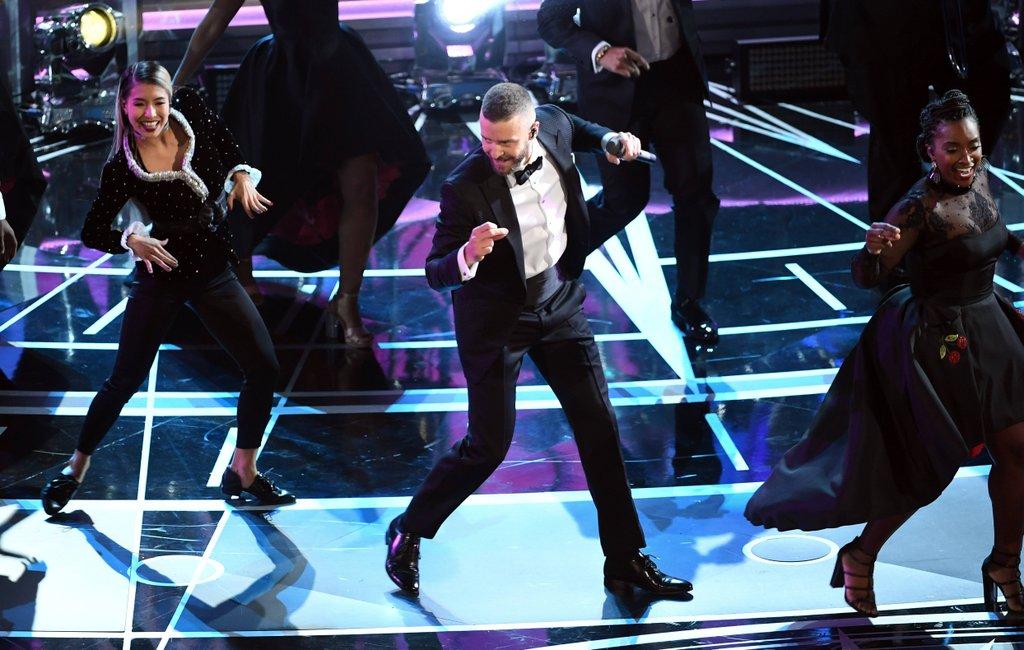 Justin Timberlake. Cusica plus