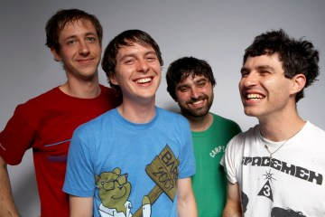 "Animal Collective publica video lyric de ""Kinda Bonkers"". Cusica plus"