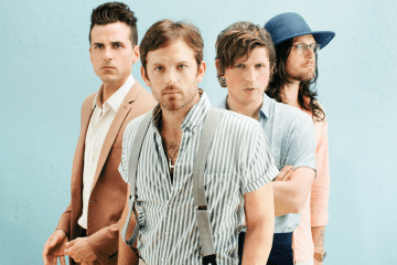 'Reverend' nuevo video de Kings of Leon. Cusica plus