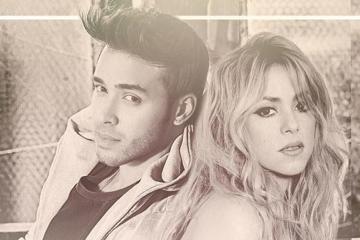 "Prince Royce canta la bachata ""Deja vu"" con Shakira. Cusica plus"