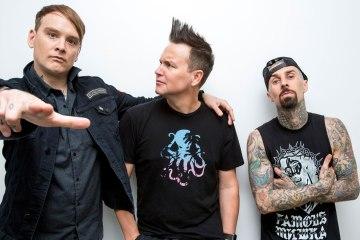 """Blink 182 estrenan sencillo llamado """"Parking Lot"""". Cusica plus"""
