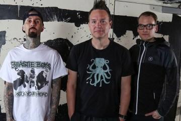 "Escucha ""Misery"" nuevo tema de Blink-182. Cusica plus"