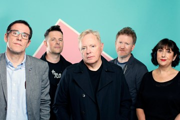 New Order anuncia nuevo disco en vivo. Cusica plus