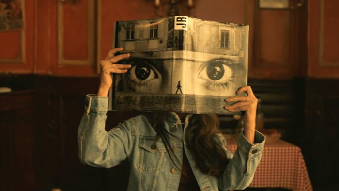 """Residente compone las coordenadas de un """"Desencuentro"""" en París. Cusica plus."""