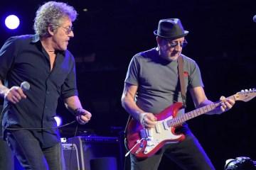 The Who presentó las canciones de su afamado disco 'Tommy'. Cusica plus