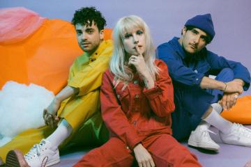 Paramore presenta After Laughter