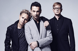 Excelente homenaje de Depeche Mode a Bowie