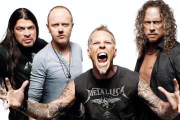 Metallica transmitira concierto en vivo