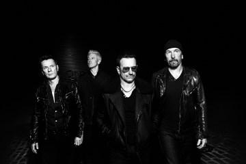 """Escucha lo nuevo de U2 """"The Black Out"""". Cusica plus."""