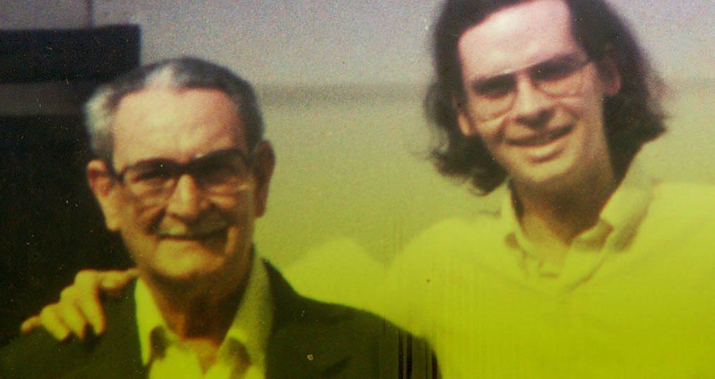 Antonio Lauro y Luis Zea