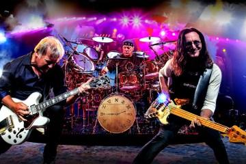 Dos de los miembros de Rush podrían formar una nueva banda. Cusica Plus.