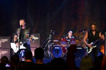 "Metallica estrenó ""ManUNkind"" en vivo. Cusica Plus."