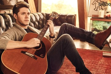 "Niall Horan se pone melancólico en el video de ""Too Much To Ask"". cusica plus."