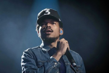 Chance The Rapper estrena nueva canción en el programa de Stephen Colbert. Cusica Plus.