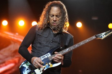 Metallica versiona a Black Sabbath en su paso por Birmingham . Cusica Plus.