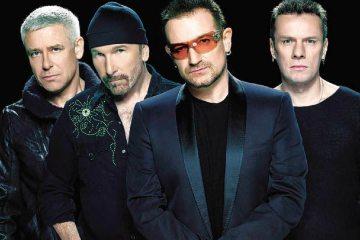 U2 estrena dos nuevos sencillos para 'Songs Of Experience'. Cusica Plus.