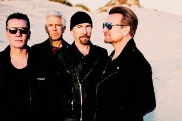 U2 presentó dos temas de su nuevo disco en 'Saturday Night Live'. Cusica Plus.