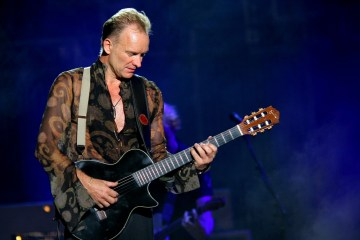 "Sting y Shaggy comparten en un nuevo sencillo ""Don't Make Me Wait"". Cusica Plus."