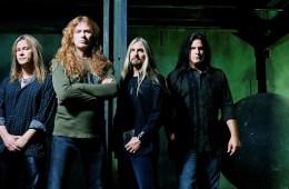 """Megadeth está preocupado por el fin de occidente en """"Lying In State"""". Cusica Plus."""