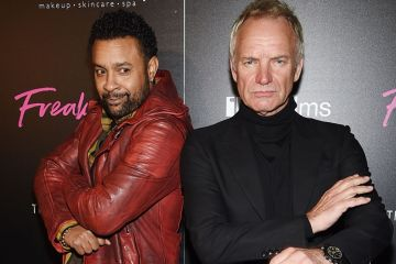 "Shaggy y Sting viajan a Jamaica en el video de ""Don't Make Me Wait"". Cusica Plus."