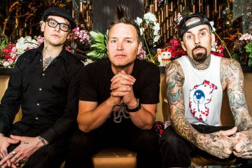 "Blink-182 desempolva el clásico ""I Miss You"" para el show de Jimmy Kimmel. Cusica Plus."