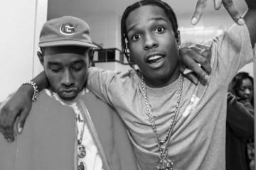 """Escucha """"Potato Salad"""" el nuevo tema de Tyler, The Creator y ASAP Rocky. Cusica Plus."""