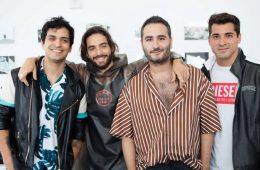 """""""Amigos con Derechos"""" es lo nuevo de Maluma y Reik. Cusica Plus."""