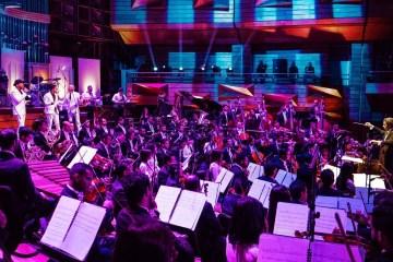 Guaco y la Orquesta Sinfónica Simón Bolívar se unirán para presentarse en Caracas. Cusica Plus.