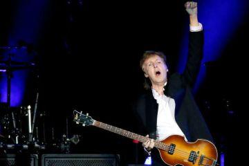 "Paul McCartney espera que bailes con el video de ""Come On To Me"". Cusica Plus."