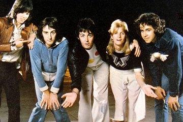 Paul McCartney está reeditando dos discos de su banda Wings. Cusica Plus.