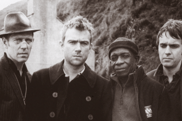 "Damon Albarn se encuentra con The Good, The Bad &The Queen en ""Merrie Land"". Cusica Plus."