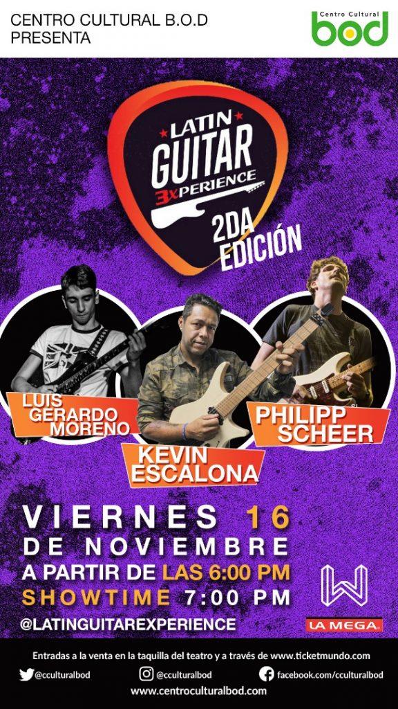Latin Guitar 2