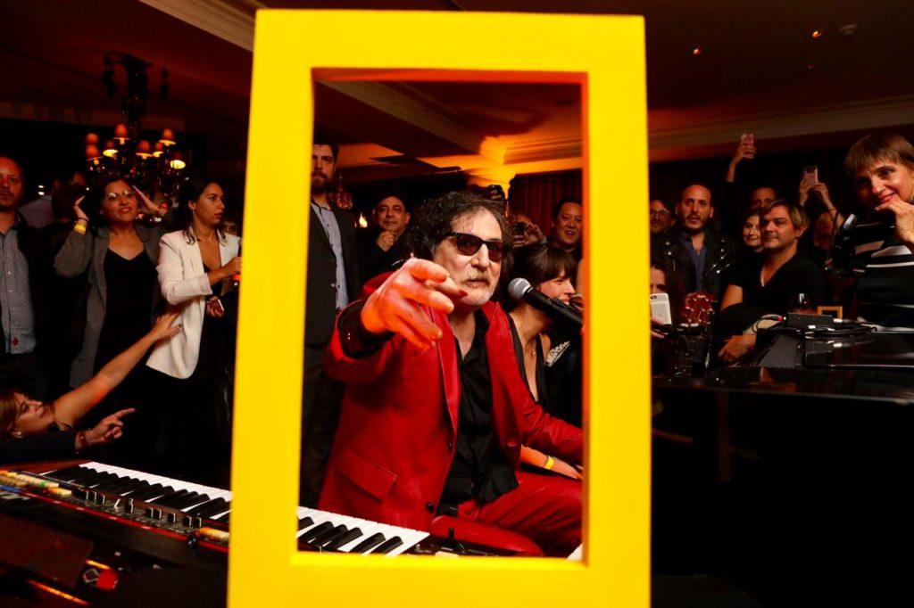 National Geographic y Charly García 2 - Estreno 11 de noviembre 22hs National Geographic
