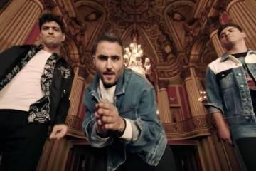 """Reik publica videoclip de """"Raptame"""" dirigido por Nuno Gomez. Cusica Plus."""
