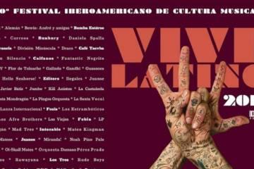 Anunciado el cartel del Vive Latino 2019, con la participación de Rawayana. Cusica Plus.