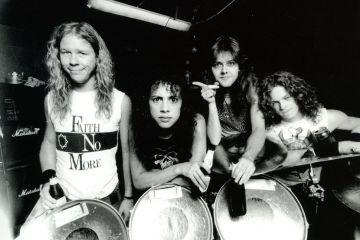 Miembros de Metallica hablan de cómo era su relación con Jason Newsted. Cusica Plus.