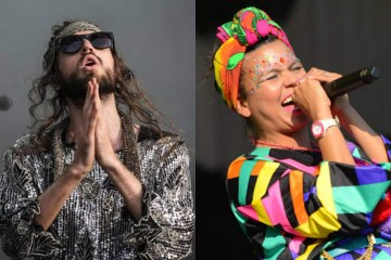 """Crystal Fighters colabora con Bomba Estéreo en el sencillo """"Goin' Harder"""". Cusica Plus."""