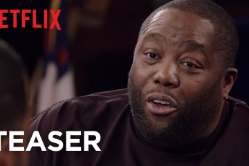 Killer Mike de Run The Jewels, tendrá su propia serie de Netflix. Cusica Plus.