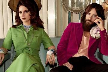Lana Del Rey y Jared Leto, protagonizan nuevo comercial de Gucci. Cusica Plus.